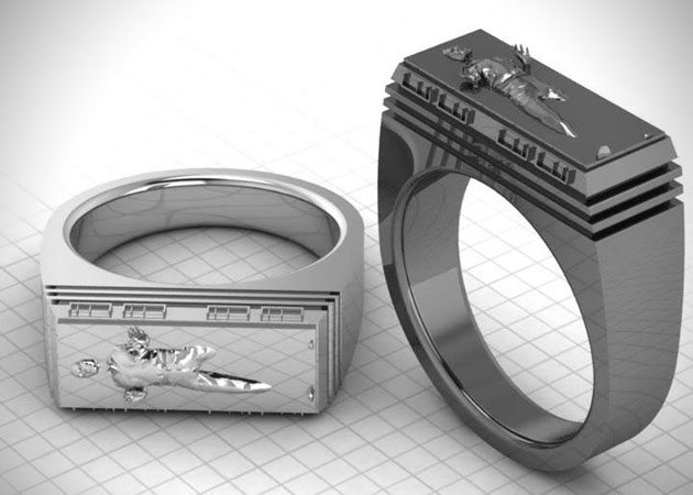 Han Solo ring